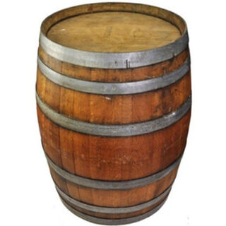 Wine Barrel-  Whole