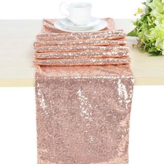 Runners - Rose Gold Sequin