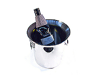 Champagne Bucket - Silver
