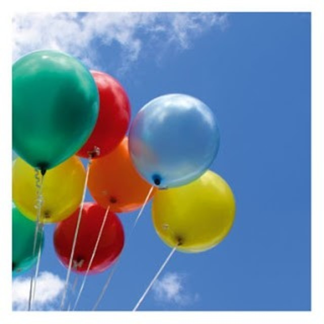 Balloons- solid colours