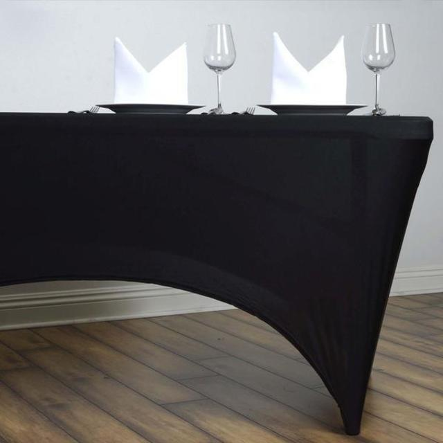 Fitted Lycra Tablecloth